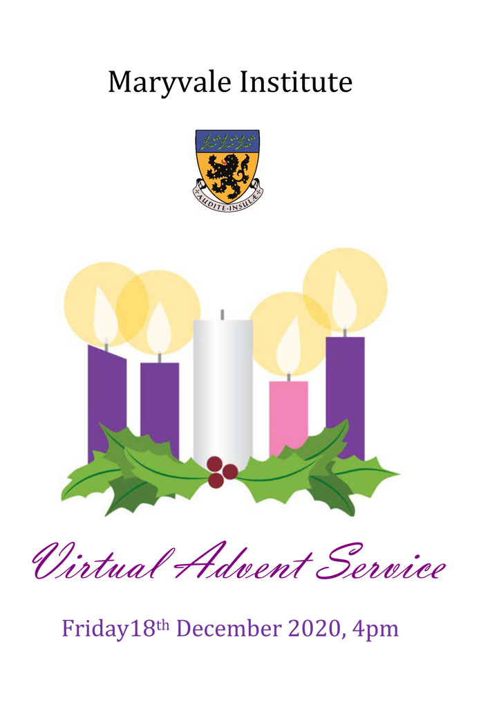 Advent Service Flyer