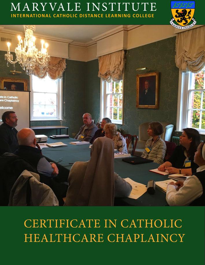 Maryvale Institute - Certificate in Catholic Healthcare