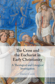 The Cross and the Eucharist book cover