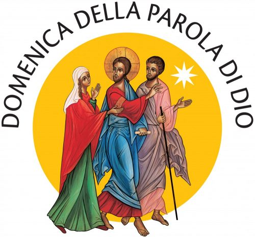 Vatican logo for the Sunday of the Word of God