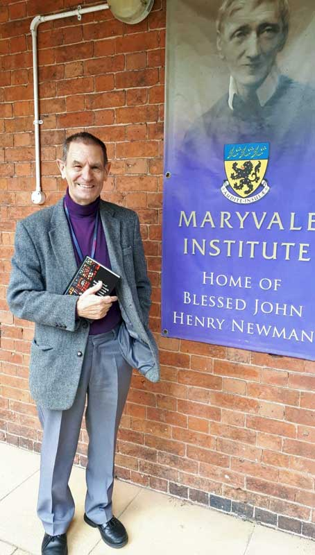 Dr Andrew Morris Launches New Book