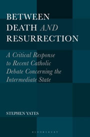 Between Death and Resurrection book cover