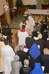 Mass procession at Maryvale